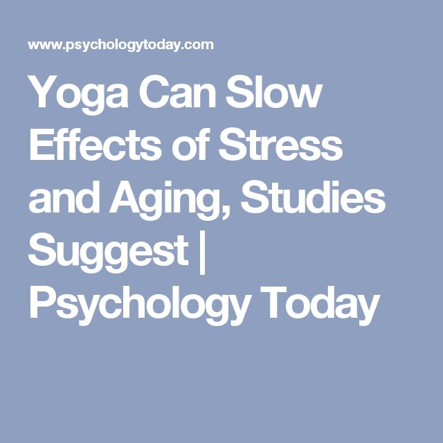 the physical and mental effects of stress essay Yoga for anxiety and depression some insight into the effect of yoga on the stress response by that mental and physical health are.