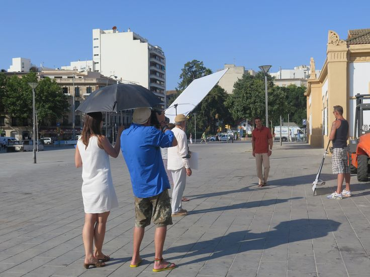 Behind the scenes for the shoot for Witt Weiden in Mallorca. Shop their collection here: http://www.witt-weiden.de/