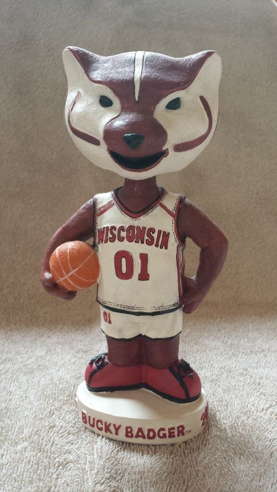 Bucky, Badger and Wisconsin on Pinterest