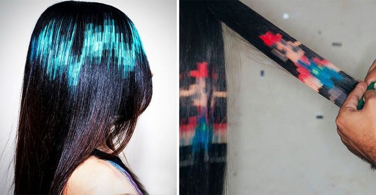 Nostalgie: Pixel-Haare sind neuester Style-Trend! #News #Beauty