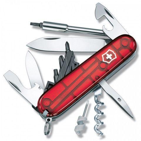 Victorinox Knives - CyberTool 29 IT Multitool #EdwardsEverythingTravel #Gifts #Victorinox