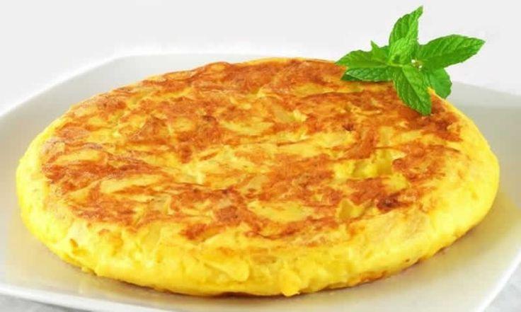 Omelette Espagnole facile au thermomix