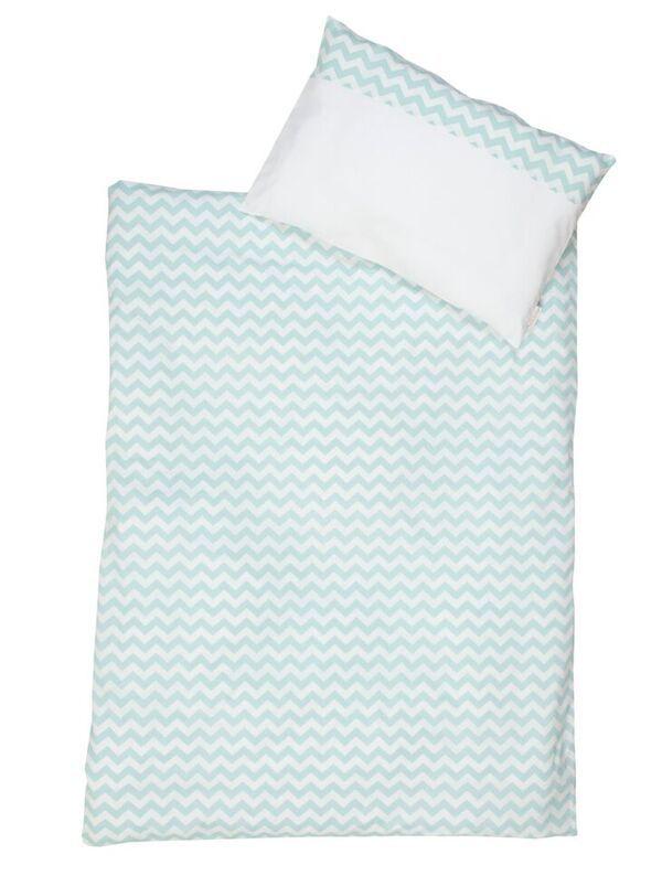 Wunderschöne, exklusive Kinderbettwäsche im Retro-Design in mint, aus 100% Baumwolle, von KRS-Design. Das zarte mint läßt sich tolll mit allen rosa Tönen kombinieren macht Ihr Kinderzimmer zum Highlight.