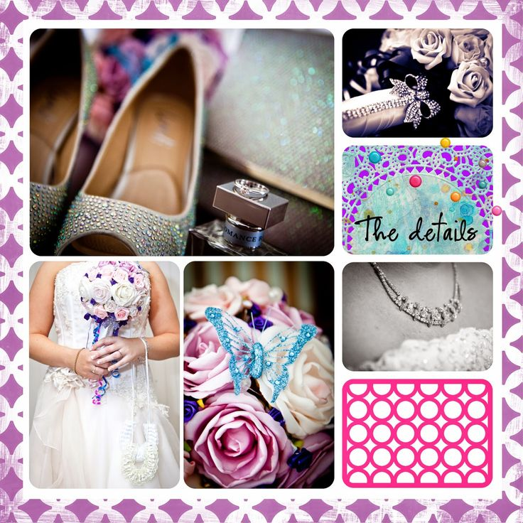 {DIY} Digital Project Life Wedding Album | Photo book digital scrapbooking pocket scrapbooking gift