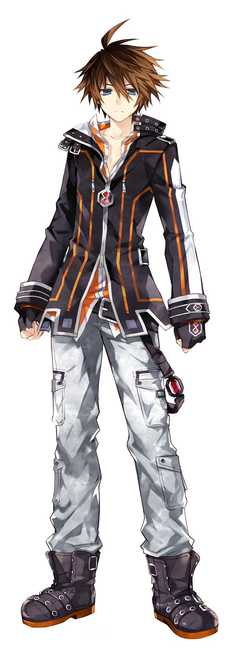 Fang / Fairy Fencer F Advent Dark Force