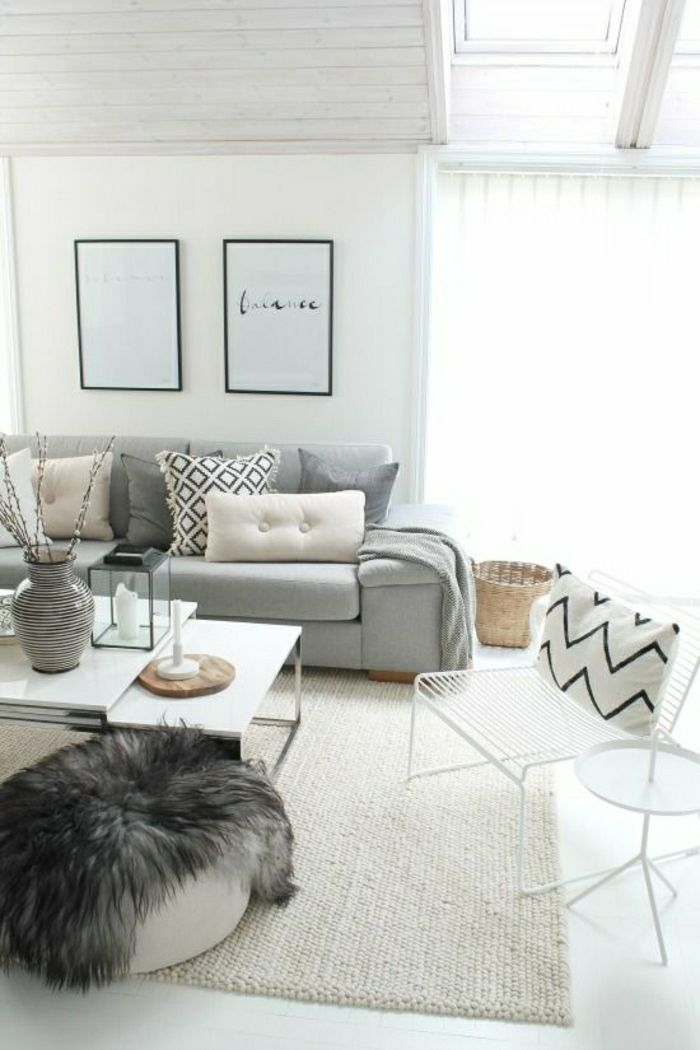 25+ best ideas about Grey lounge on Pinterest  Grey sofa ...