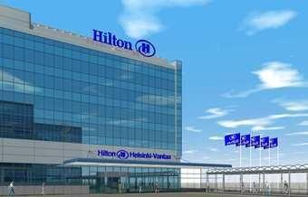 Hilton Helsinki-Vantaa Airport Hotel - Finland