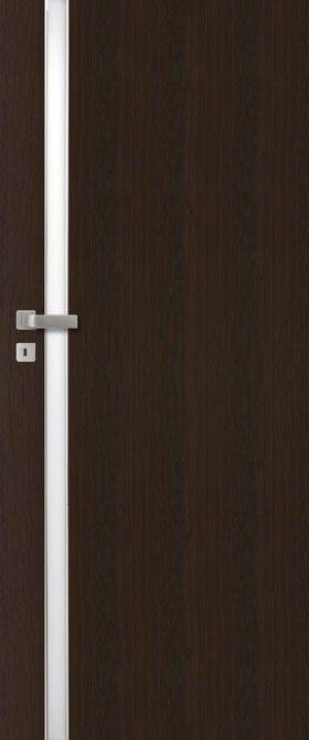 Presklené dvere Etiuda Lux A01