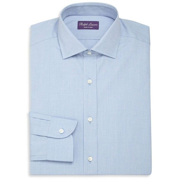 Ralph Lauren Purple Label End On End Dress Shirt (376,685 KRW) ❤ liked on Polyvore featuring men's fashion, men's clothing, men's shirts, men's dress shirts, apparel & accessories, light blue, mens button down dress shirts, mens long sleeve shirts, mens long sleeve button down dress shirts and polo ralph lauren mens shirts