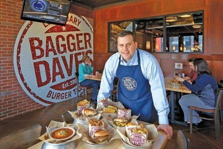 Bagger Dave's/Buffalo Wild Wings group might call downtown Detroit home | Crain's Detroit Business. News from Janet Hull and Thomas Bush www.JanetandThomas.com / Real Estate One