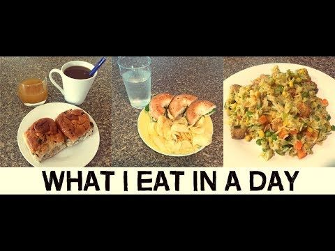 MichelaIsMyName: What I EAT in a DAY   MICHELA ismyname ❤️