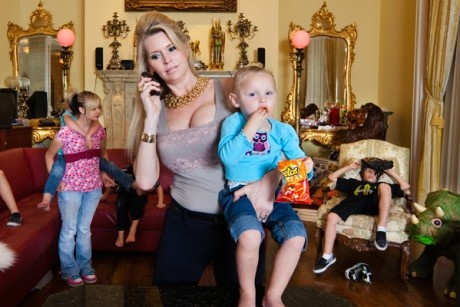 The Queen of Versailles... a new documentary that just opened at Sundance