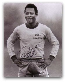 Pele Soccer Player Pictures - Best Soccer Player | Brazil Pele Biography