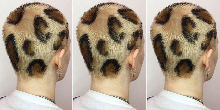 Capelli leopardati: il nuovo trend che impazza su Insagram
