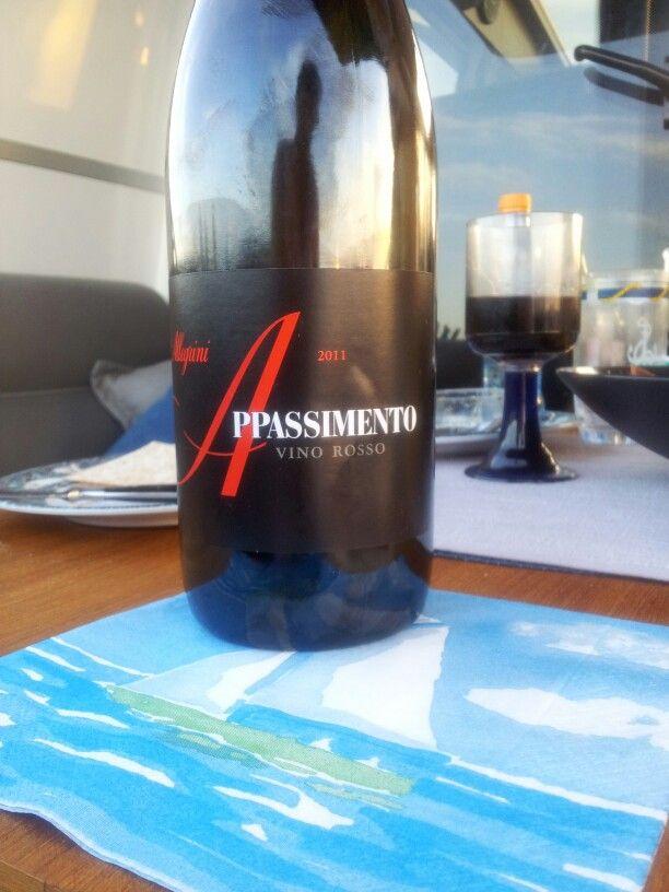 Italiensk rødvin, Allegrini Appassimento 2011 Vino Rosso