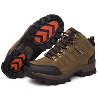 New Winter Warm Outdoor Boots Hiking Shoes for Men Trekking Mountain Climbing…