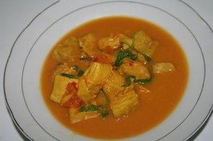 Indonesian Food. Pindang Ikan (Recipe in Dutch)