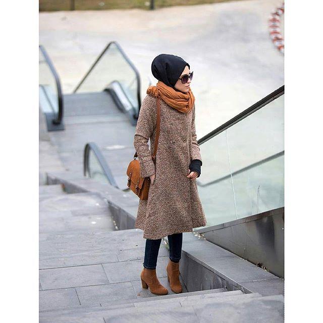 Bu kaban modayı sonundan yakalamak isteyenlere gelsin Profilimizdeki linke hemen  tıkla ve incele! Butikgez.com dan da 6007 koduyla aratıp bulabilirsin #esrakekulluogluu #hijab #tesettürmoda #kaban
