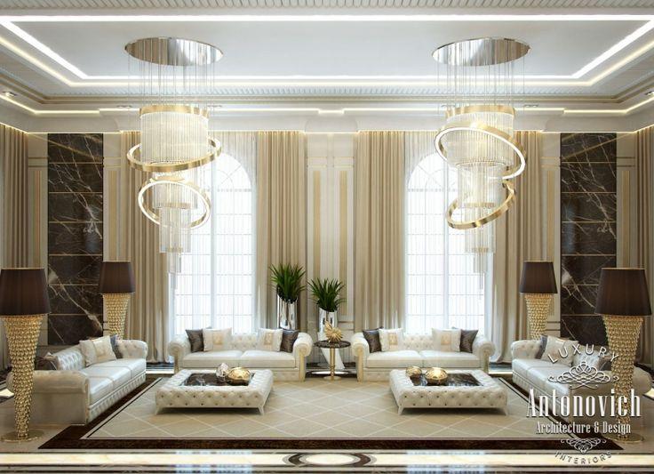 Family Sitting Room Design In Dubai Interior Photo 1