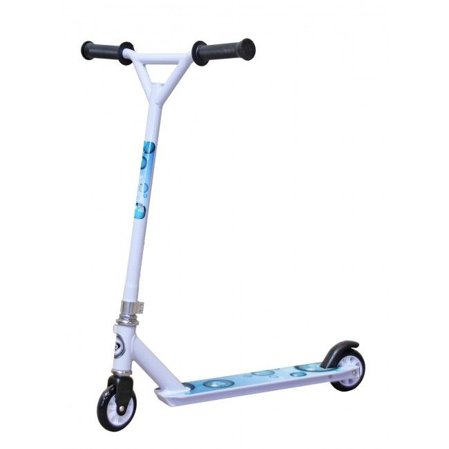 Neo Blue Stunt Scooter