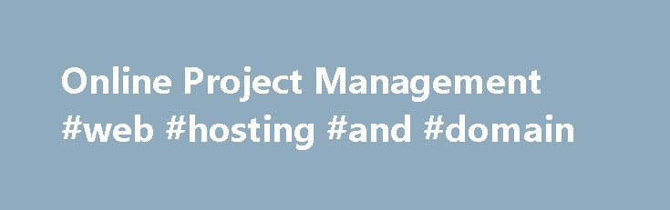 Online Project Management #web #hosting #and #domain http://hosting.remmont.com/online-project-management-web-hosting-and-domain/  #redmine hosting # Online Project Management. Free Redmine Hosting Домашняя страница We are long-term users of Redmine. Hosting this service is part of our contribution back to the community. Welcome to BitBot Software's free service called Hosted Redmine. This site... Read more