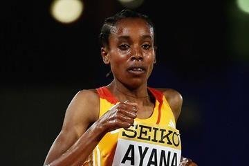 Ayana steals the show in Shanghai – IAAF Diamond League