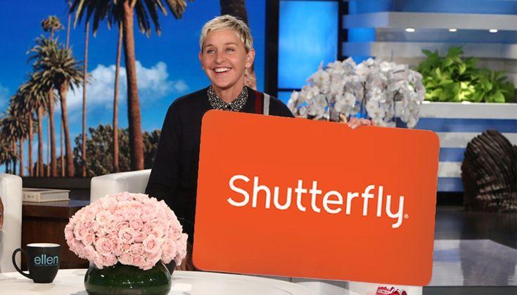 Win a $500 Shutterfly Gift Card!