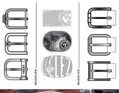"""Check out new work on my @Behance portfolio: """"Buckles"""" http://be.net/gallery/43463009/Buckles"""