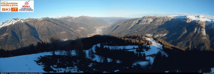 Panorama Webcam Monte Spolverino