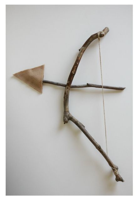 2 Items I Would Take on a Deserted Island: Bow and Arrow and Rope