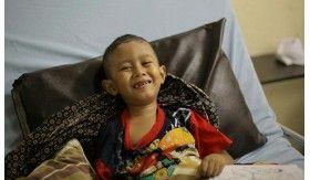 Berbagi Pangan, Berbagi Tawa di Rumah Sakit Adam Malik