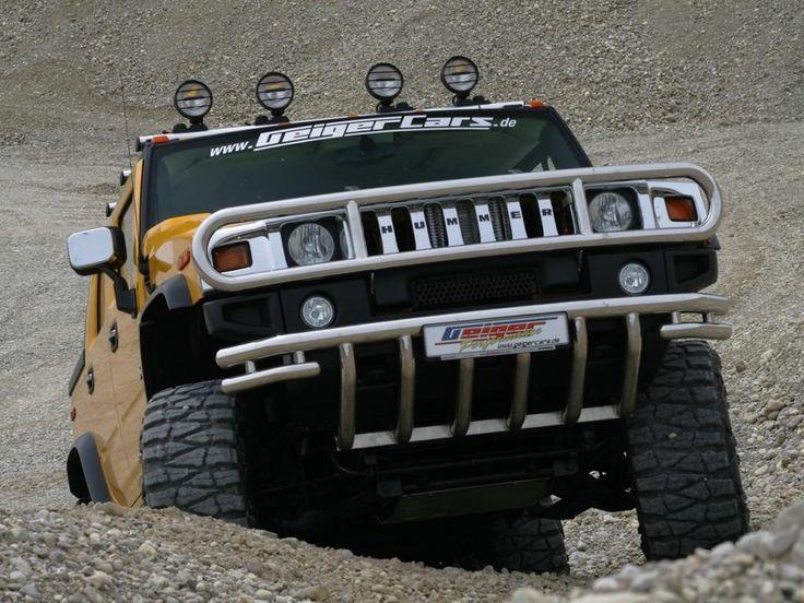 fonds d'écran gratuit - Hummer: http://wallpapic.fr/voitures/hummer/wallpaper-21807