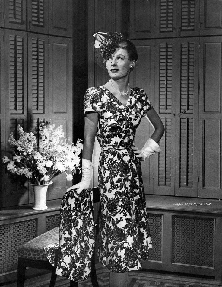 Neiman-Marcus, Spring Catalog 1944 - Bijou Barrington
