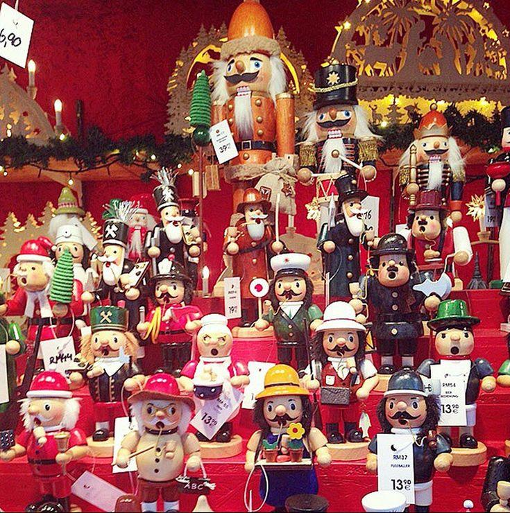 Os Mercados de Natal na Alemanha