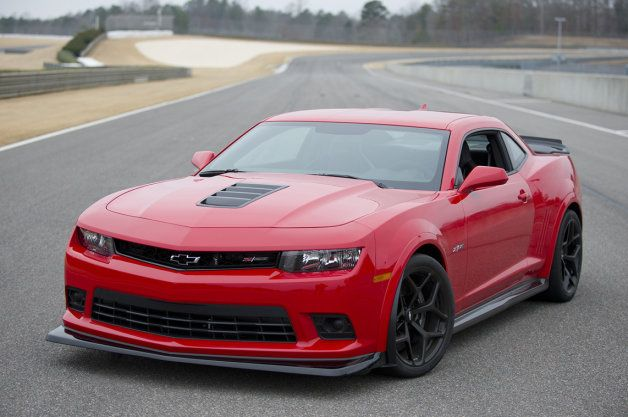 2015 Chevy Camaro Z/28 already sold out?