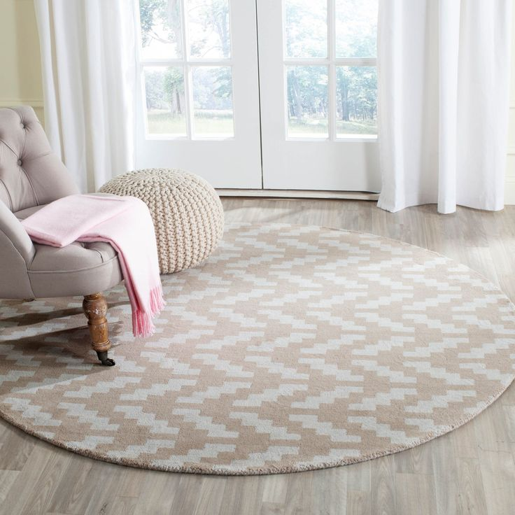 Safavieh Handmade Cambridge / Taupe Rug