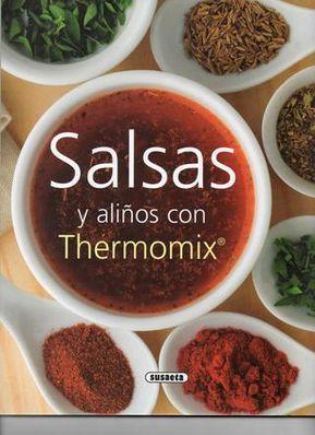 Susaeta salsas y aliños con thermomix