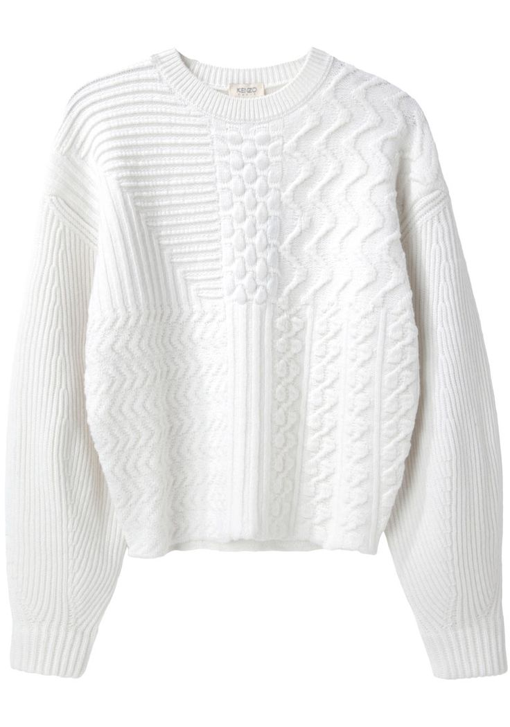 I wonder if I could rock a sweater? I love this one :)