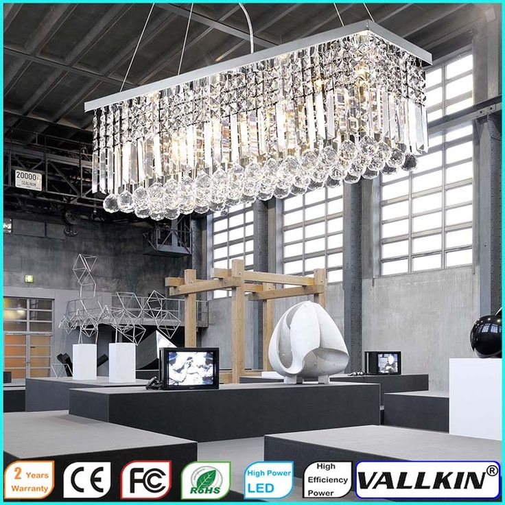 Find More Chandeliers Information about Modern LED Pendant Lights Lamps Lighting Fixtures with  Clear Crystal For Indoor Hotel LED VALLKIN Lighting,High Quality led bulb housing,China bulb ballast Suppliers, Cheap led write from KINGDOM LIGHTING on Aliexpress.com