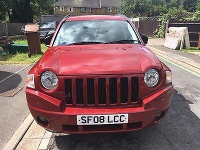 eBay: 2008 JEEP COMPASS LIMITED RED #jeep #jeeplife ukdeals.rssdata.net
