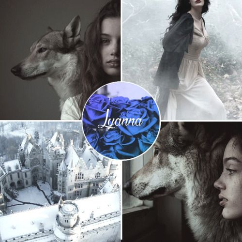 """A Lady And Her Dire Wolf: """"She Was Beautiful, And Wilful, And Dead Before Her Time"""