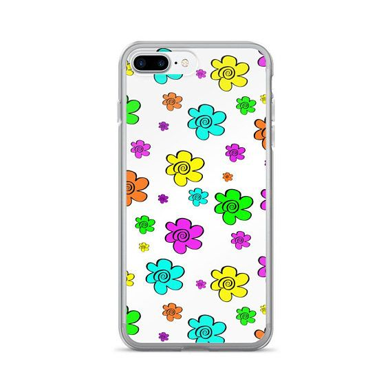 Iphone X Case Flowers