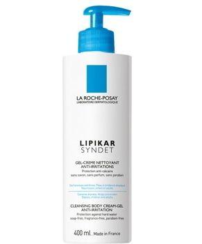 La Roche Posay Lipikar Syndet 400 ml Yüz ve Vücut Temizleme Jeli