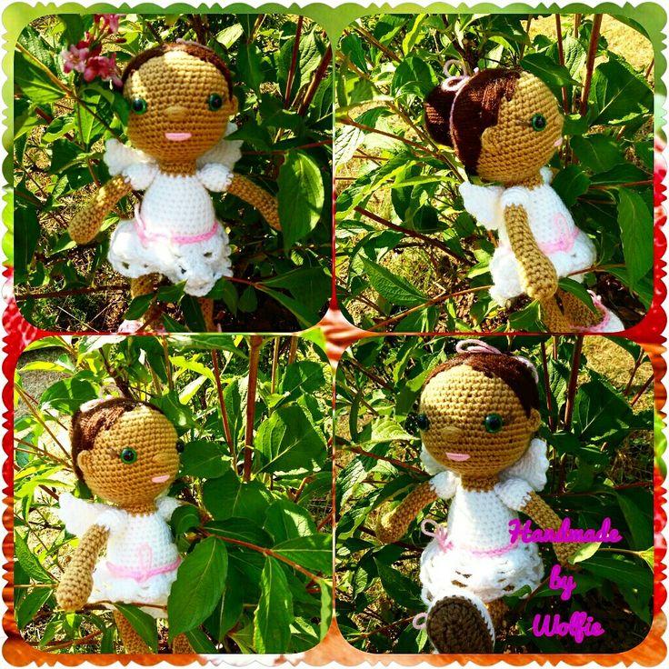Crochet doll ❤