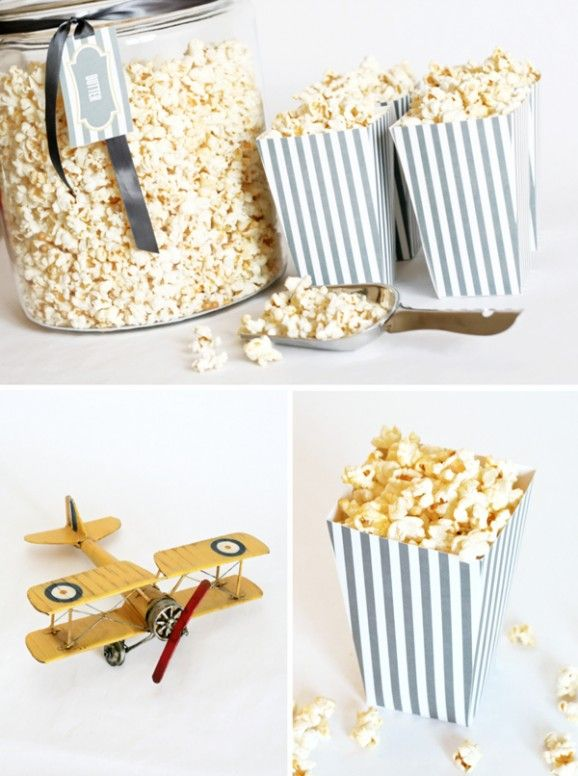 Easy Microwave Popcorn Trick!   Paging Supermom