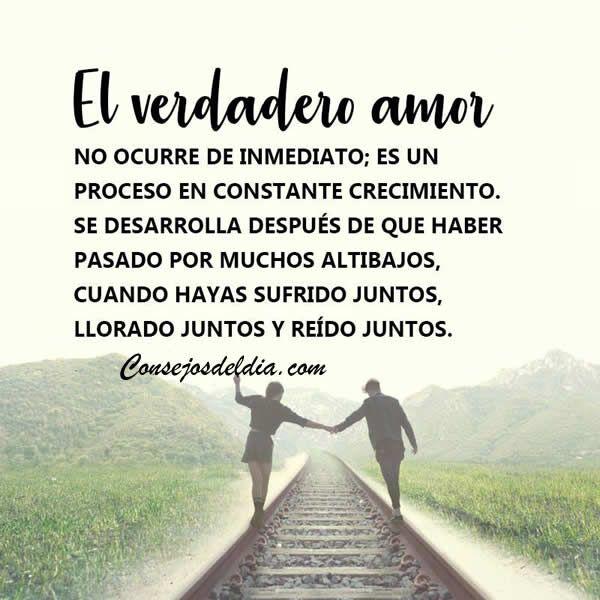 Amor Verdadero Frases De Amor Amor Verdadero Frases Y