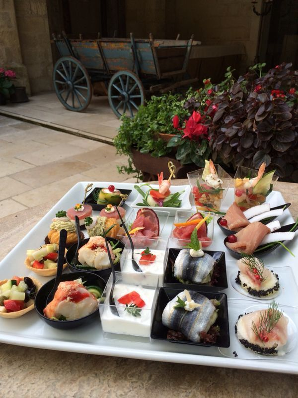 Finger Food in a #wedding at Torre del Parco #Lecce