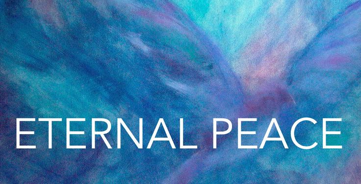 Uplifting Calm Music & Message of Eternal Peace