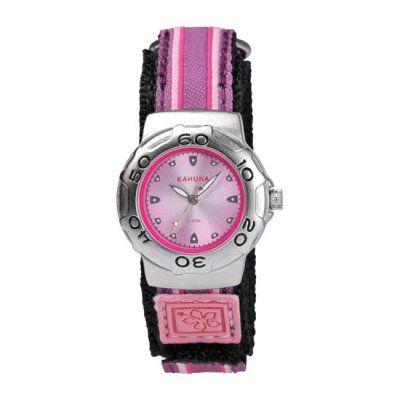 Kahuna Ladies Pink Quick Release Velcro Strap - K1M-3027L - RRP: £29.95 - Online Price: £25.45
