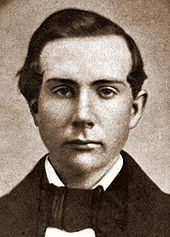 Born in New York in 1839, Rockefeller took his first regular job as a clerk in 1855 at the age of 16.